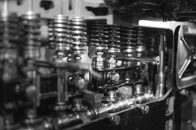 Permament Link to V8 Nitro Engine