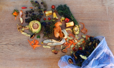 Food waste falls by 7% per person in three years